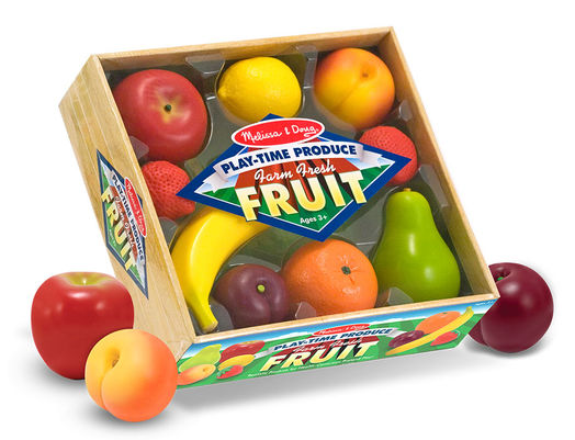 Play Time Produce Fruit Set
