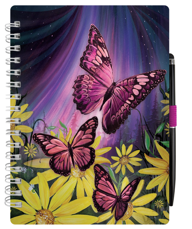 Notebook (Butterfly)