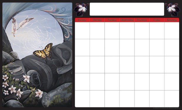 Monthly Calendar (Dreamcatcher)