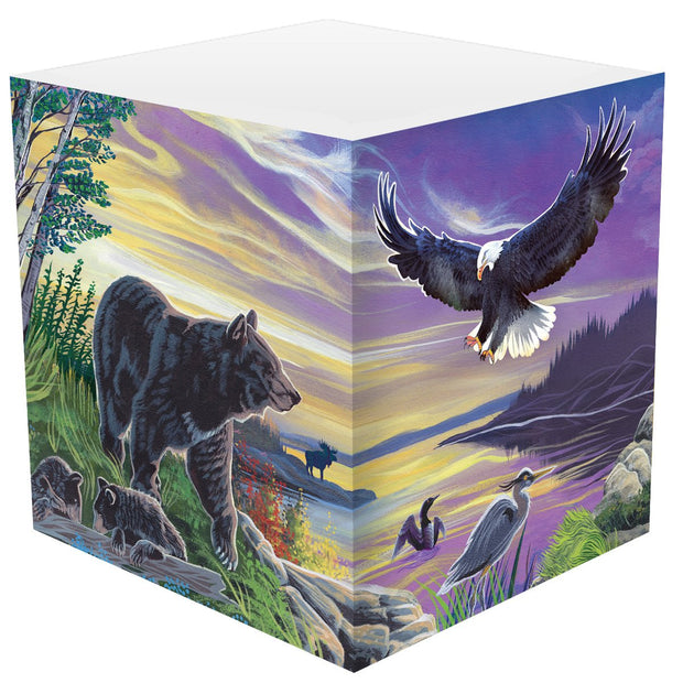 Notepad Block (Eagle)