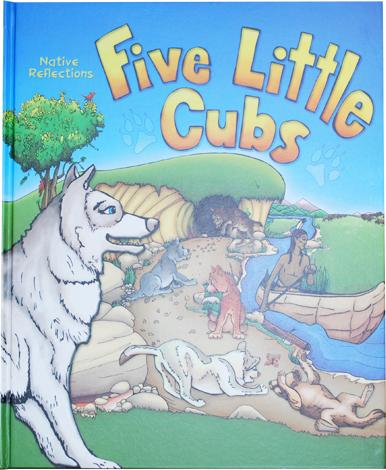 Five Little Cubs