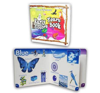 Early Years Colors Book