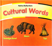 Cultural Words Board Book