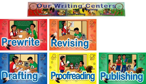 Writing Center Headers