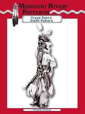 Grass Dance Outfit Pattern