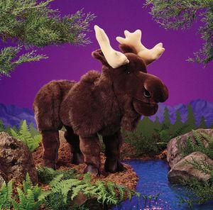 Hand Puppet - Moose