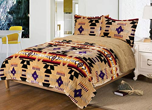 Bed Set (Camel)