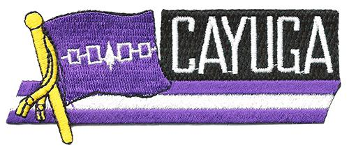 Patch - Cayuga