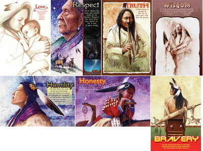 seven teachings II