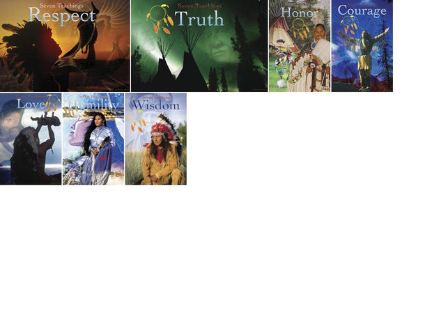 Seven Teachings IV