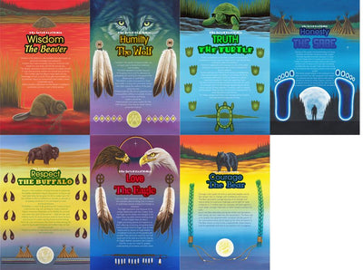 Seven Teachings V