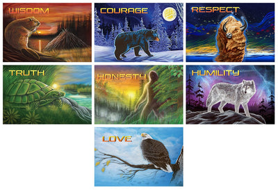 Seven Teachings (Animals)