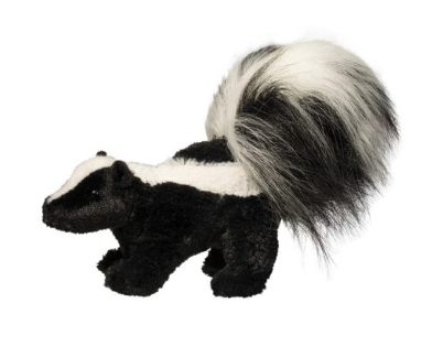 Stuffed (Skunk)