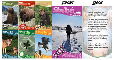 Seven Teachings Trading Cards