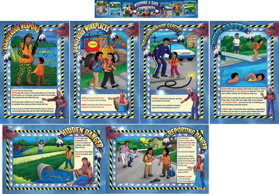 Safe Communities Poster Set