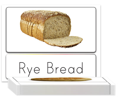 Word List (Breads)