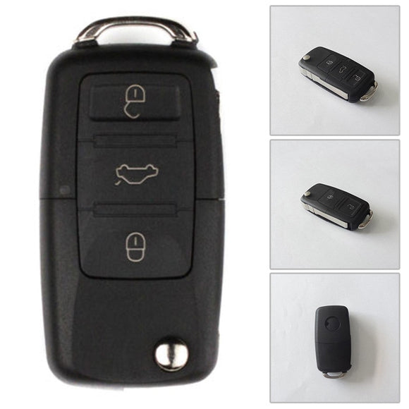 Car Key Pill Box Safe Secret Compartment Keyring