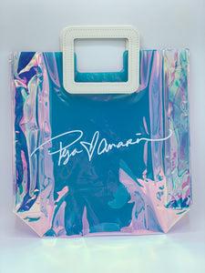 Holographic Peja And Amari Tote Bag
