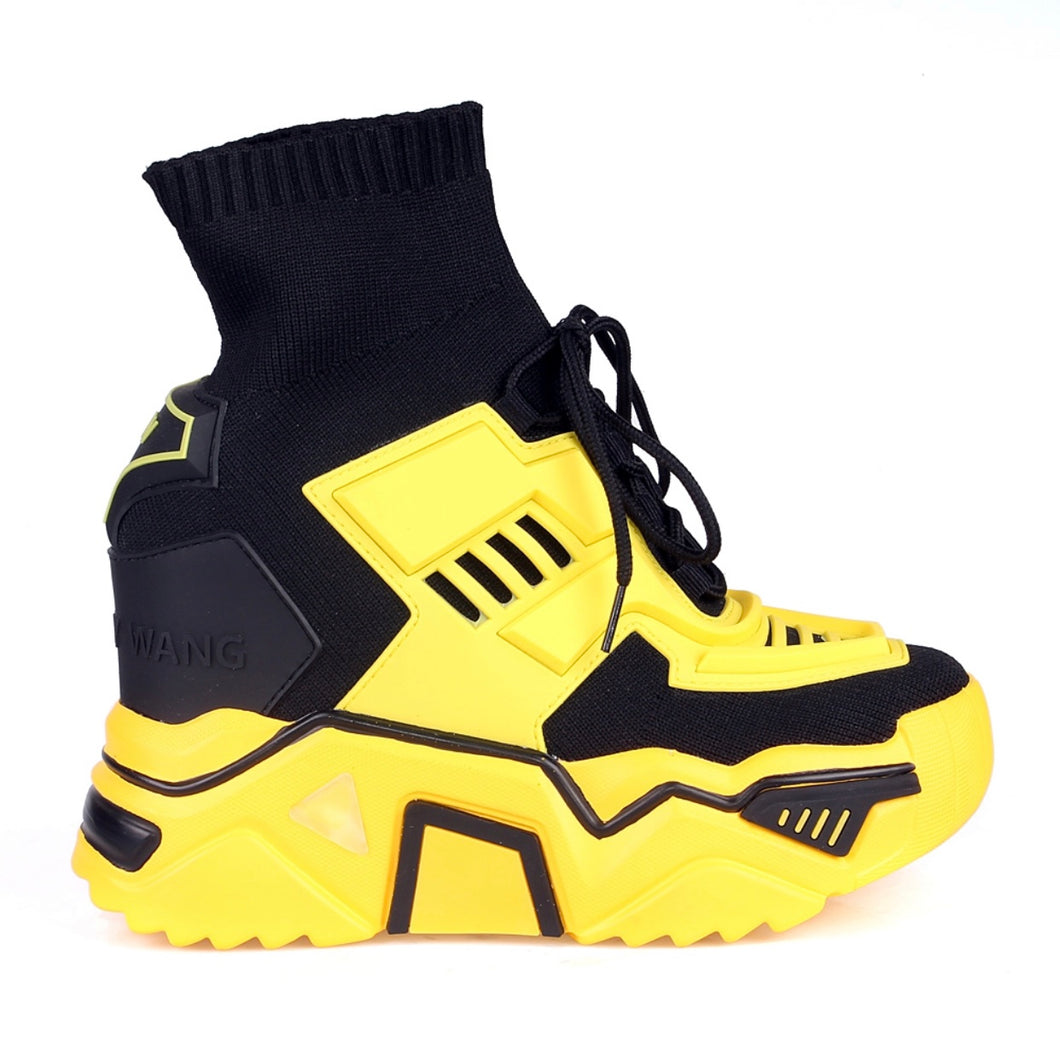 BUMBLE BEE SNEAKERS
