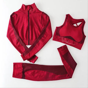 Red Wine 3 Piece Training Set