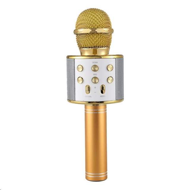 4 in 1 Wireless Bluetooth Karaoke Microphone 🔥50% Off Today !!! 🔥