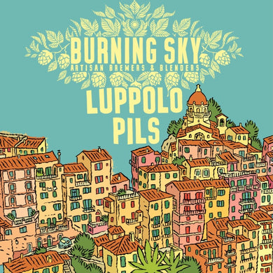 Burning Sky // Luppolo Pils