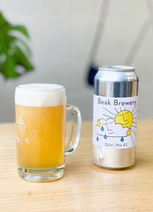 The Beak Brewery // Déšt'