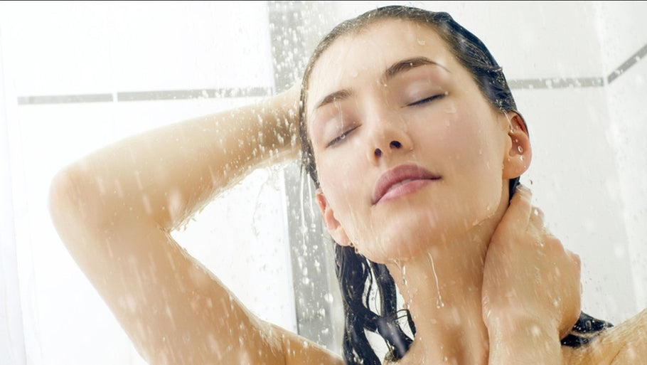The Shower Routine That Experts Recommend