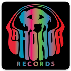 La Honda Records - 70's Spectrum Sticker
