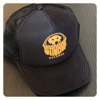 La Honda Records Logo Trucker Hat
