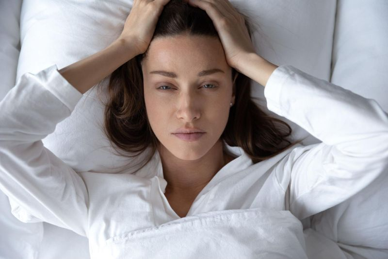 There are many things that can cause insomnia. It's the most common sleeping disorder.