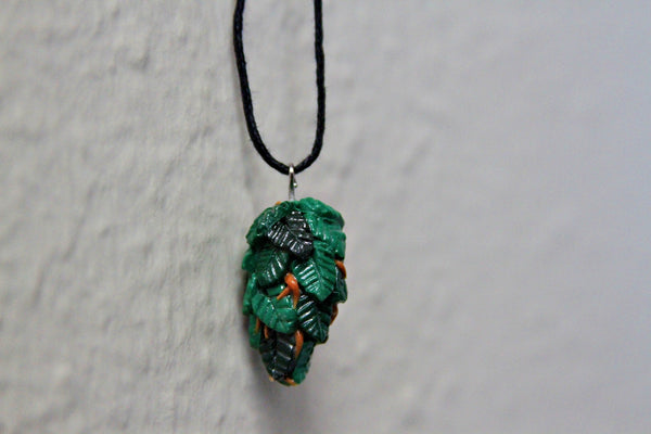 Hand Made Bud Pendant