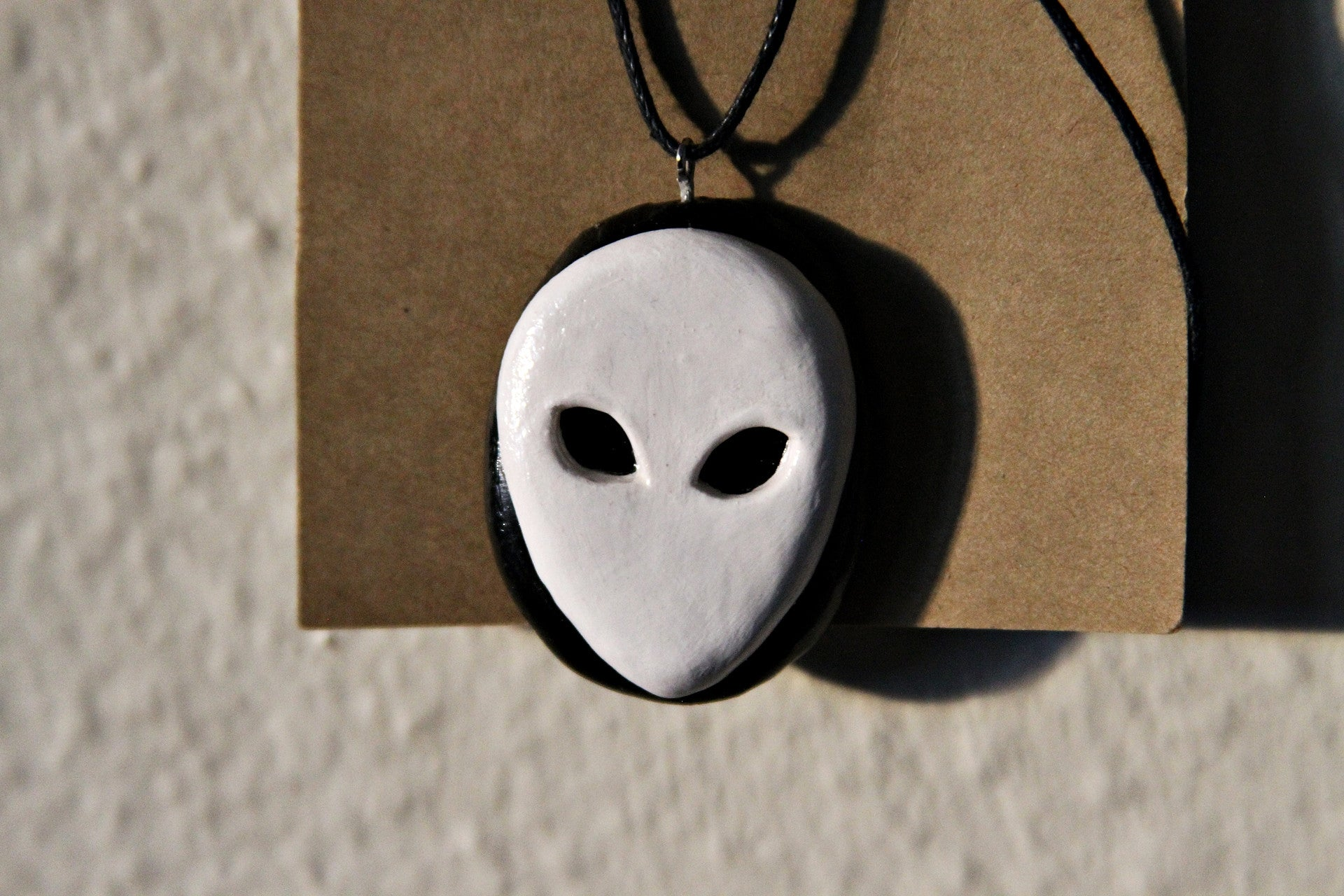 Hand Made Alien Pendant