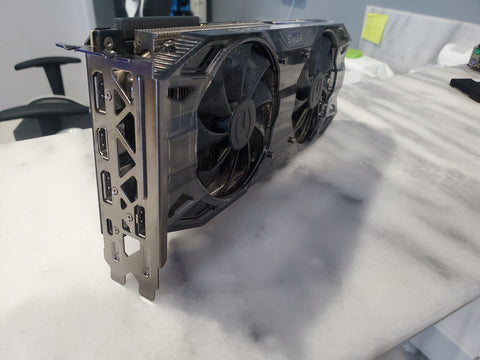 EVGA RTX 2080 Black Edition 8 GB Graphics Card - Nerd Gearz