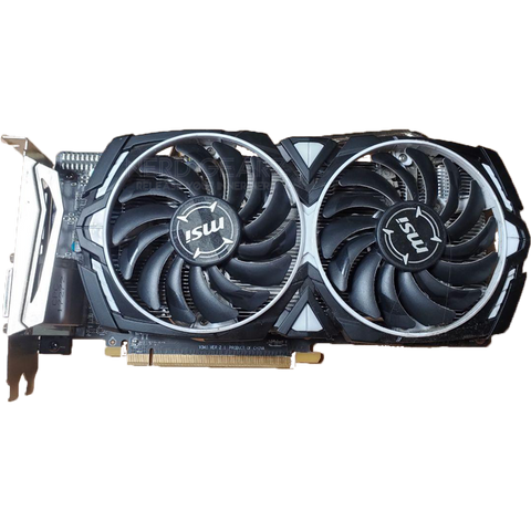 MSI Armor RX 470 4gb Mining Edition Graphics Card (Grade B) - Nerd Gearz