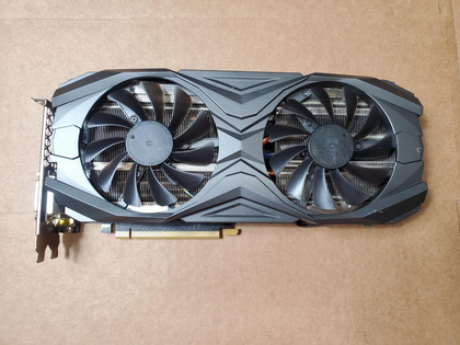 Zotac GTX 1080ti AMP! Edition 11GB Graphics Card (Grade B) - Nerd Gearz