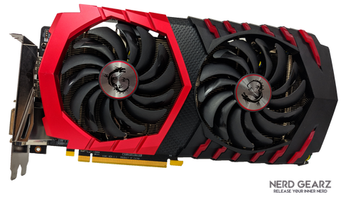 MSI RX 470 4GB Gaming X Graphics Card (Grade B) - Nerd Gearz