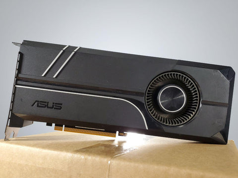 Asus GTX 1080ti Turbo Edition 11GB Graphics Card (Grade B) - Nerd Gearz