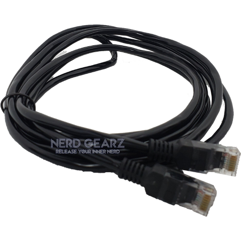 Nerd GearZ 6ft Cat5e Ethernet Cable - Nerd Gearz