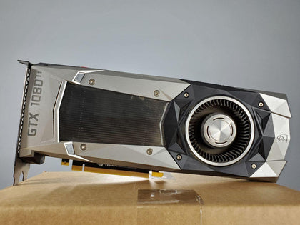 Nvidia GTX 1080ti Founders Edition 11GB Graphics Card (Grade B) - Nerd Gearz