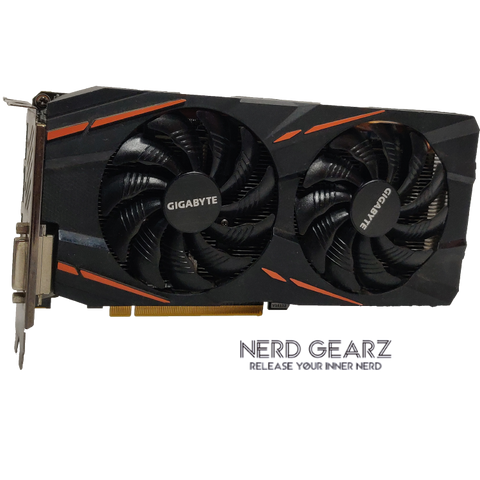 Gigabyte Windforce RX 470 4GB (Grade D) - Nerd Gearz