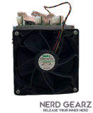 Antminer S9 (13Th/s+) SHA256 ASIC Miner With PSU (Grade D) - Nerd Gearz