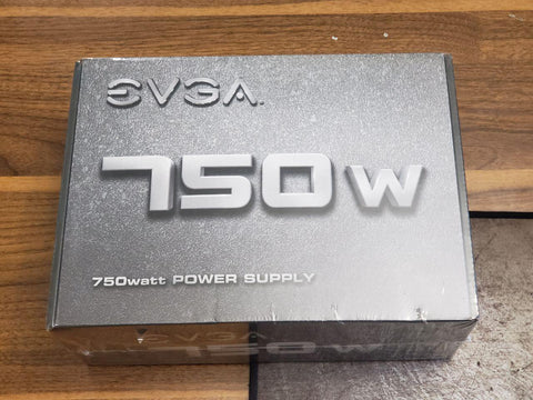 EVGA 750W N1 Power Supply (Grade SS) - Nerd Gearz