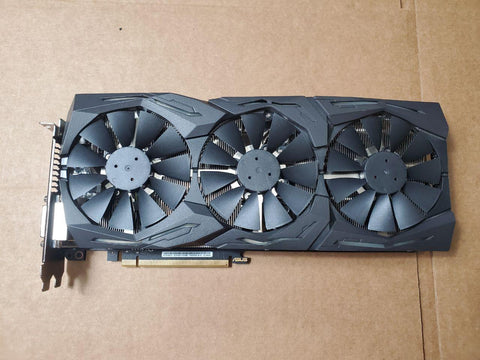 Asus GTX 1070 STRIX Edition 8GB Graphics Card (Grade B) - Nerd Gearz
