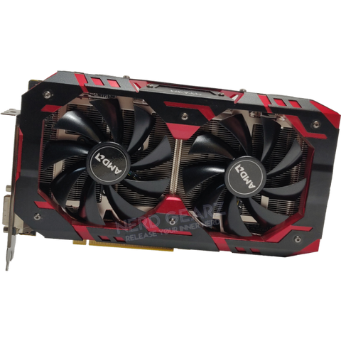 PowerColor Red Devil RX 580 8 GB - Nerd Gearz