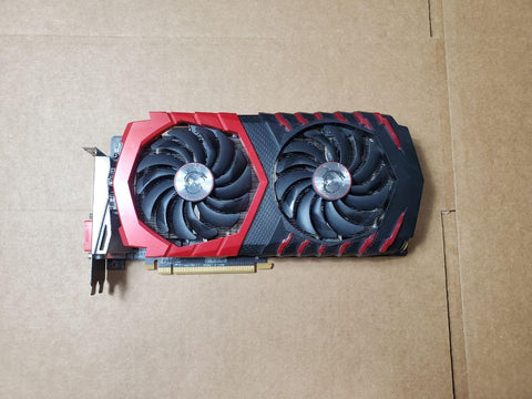 MSI RX 470 4GB Gaming X Graphics Card (Grade D) - Nerd Gearz
