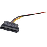 Nerd Gearz SATA Power Cable for HM65 Riserless Motherboards - Nerd Gearz