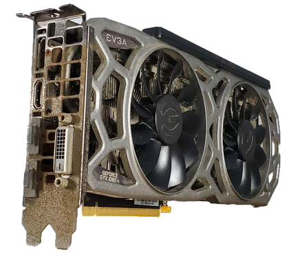 EVGA GTX 1080ti 11GB SC2 Edition Graphics Card (Grade D) - Nerd Gearz