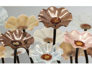 7 Flower Naples - Glass Flowers by Scott Johnson