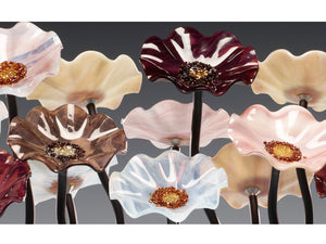 7 Flower Venice - Glass Flowers by Scott Johnson